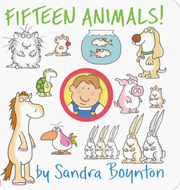 Fifteen Animals! - cover