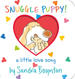 Snuggle Puppy! - cover