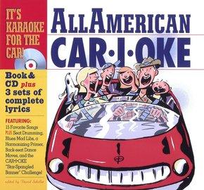 All-American Car-I-Oke - cover