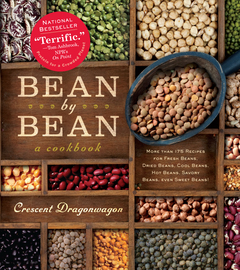 Bean By Bean: A Cookbook - cover