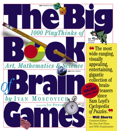 The Big Book of Brain Games - cover