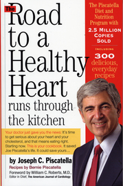 The Road to a Healthy Heart Runs through the Kitchen - cover