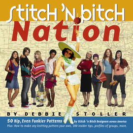 Stitch 'n Bitch Nation - cover