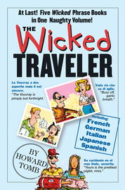 The Wicked Traveler - cover