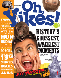 Oh, Yikes! - cover