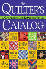 The Quilter's Catalog - cover