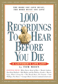 1,000 Recordings to Hear Before You Die - cover