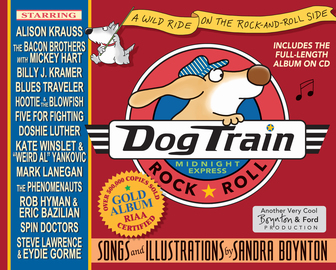 Dog Train - cover