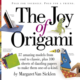 The Joy of Origami - cover