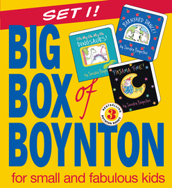 Big Box of Boynton Set 1! - cover