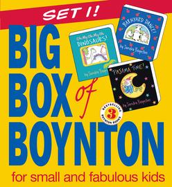 Big Box of Boynton Set 1! - cover