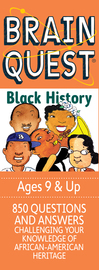 Brain Quest Black History - cover
