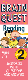 Brain Quest Grade 2 Reading - cover
