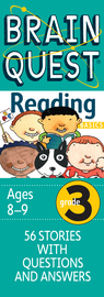 Brain Quest Grade 3 Reading - cover
