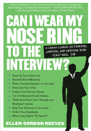 Can I Wear My Nose Ring to the Interview? - cover