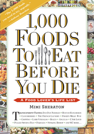 1,000 Foods To Eat Before You Die - cover
