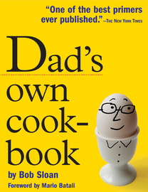 Dad's Own Cookbook - cover