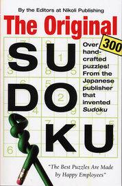 Original Sudoku - cover