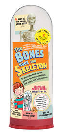 The Bones Book and Skeleton - cover