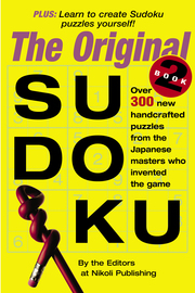 The Original Sudoku Book 2 - cover