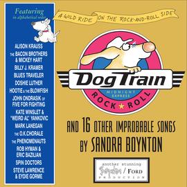 Dog Train CD - cover