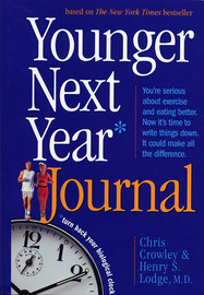 Younger Next Year Journal - cover