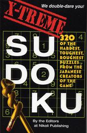 X-Treme Sudoku - cover