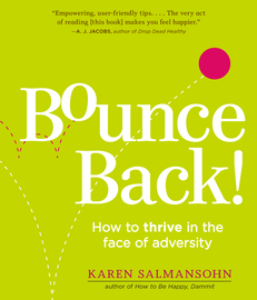 The Bounce Back Book - cover