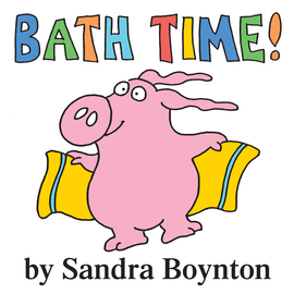 Bath Time! - cover