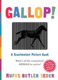 Gallop! - cover