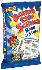 Potato Chip Science - cover