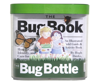 The Bug Book and Bug Bottle - cover