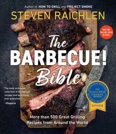 The Barbecue! Bible 10th Anniversary Edition - cover
