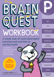 Brain Quest Workbook: Pre-K - cover