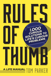 Rules of Thumb - cover