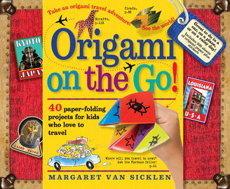 Origami on the Go  - cover