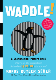 Waddle! - cover
