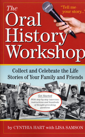 The Oral History Workshop - cover