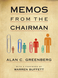 Memos from the Chairman - cover