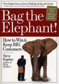 Bag the Elephant - cover