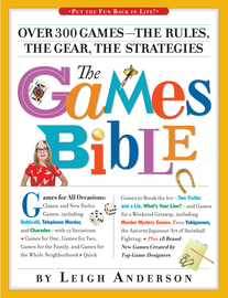 The Games Bible - cover