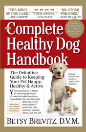 The Complete Healthy Dog Handbook - cover
