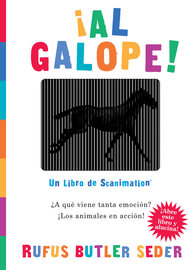 AL Galope! - cover