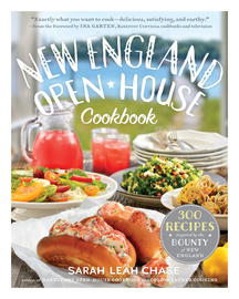 New England Open-House Cookbook - cover