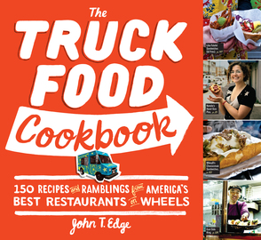 The Truck Food Cookbook - cover