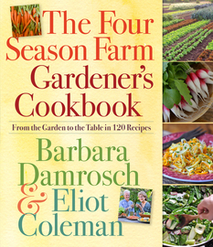 The Four Season Farm Gardener's Cookbook - cover