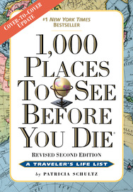 1,000 Places to See Before You Die - cover