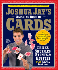 Joshua Jay's Amazing Book of Cards - cover