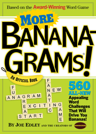 More Bananagrams! - cover