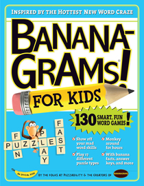 Bananagrams for Kids - cover